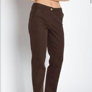 Twill Pants Ably Apparel